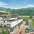 Appartement Aix-les-Bains 73100 de 4 pieces - 443.000 €