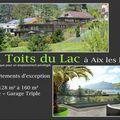Immobilier sur Aix-les-Bains : Demeure de prestige de 4 pieces