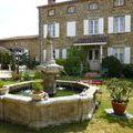 Immobilier sur Saint-Laurent-d'Agny : Demeure de prestige de 12 pieces