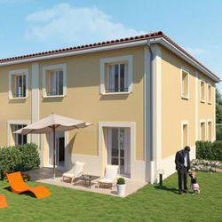 Maison - Villa 4 pièces Saint-Symphorien-d'Ozon