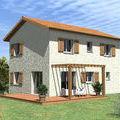 Maison - Villa Domène 38420 de 3 pieces - 335.000 €