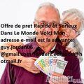 Offre de Pret entre particulier Sérieux et Rapide en DOM-TOM Numéro Whatsapp :+33 7 52 50 24 95