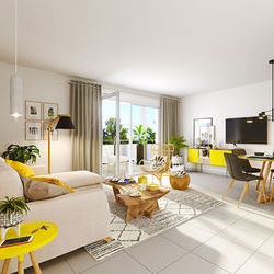 Appartement 2 pièces Givors