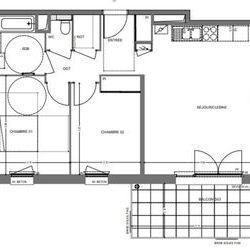 Appartement 3 pièces Poisy