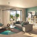 Appartement Chasse-sur-Rhône 38670 de 2 pieces - 155.250 €