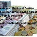 Offre De Prêt D'Argent Entre Particuliers En France Suisse Luxembourg Belgique Canada Numéro Whatsapp : +33 7 56 86 10 37