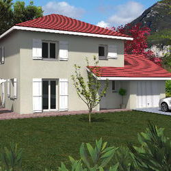 Maison - Villa 3 pièces Voiron